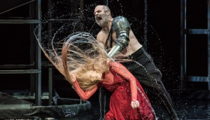 WNO: Pelleas et Melisande, directed by David Pountney. Picture (c) WNO