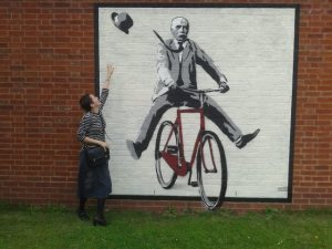 Elgar Graffiti