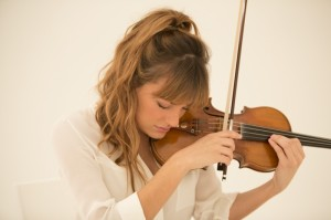 Nicola Benedetti - photo (c) Simon Fowler