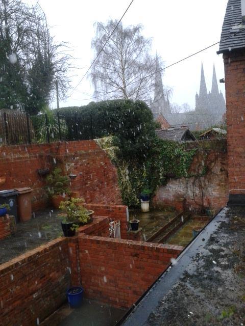 Lichfield Snow