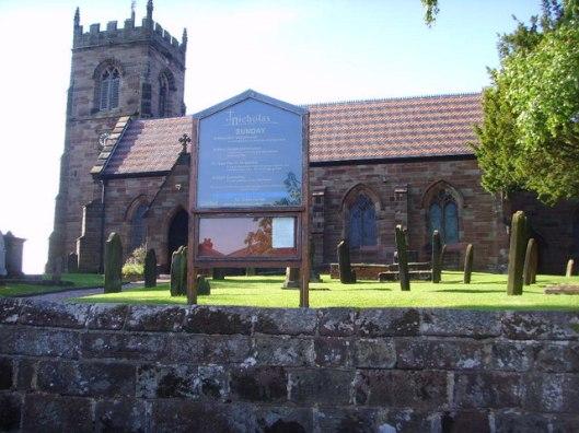St Nicholas Codsall