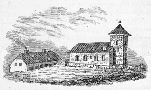 Bessastaðir_1834